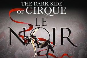 Le Noir – the Dark Side of Cirque