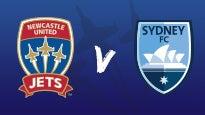 Newcastle Jets v Sydney FC - Car Parking