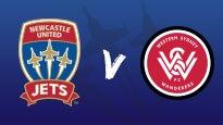 Newcastle Jets v Western Sydney Wanderers