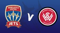 Newcastle Jets v Western Sydney Wanderers - Car Parking