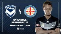 Melbourne Victory v Melbourne City FC