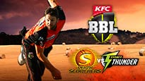 Perth Scorchers v Sydney Thunder