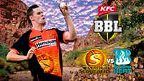Perth Scorchers v Brisbane Heat