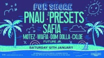 For Shore ft. PNAU, The Presets & SAFIA + more