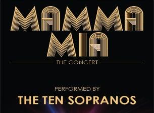 Mamma Mia The Concert