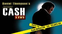 Daniel Thompson's Johnny Cash Live - San Quentin 50 Years On