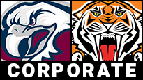 Manly Warringah Sea Eagles v Wests Tigers - CORPORATE HOSPITALITY