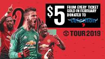 Manchester United v Perth Glory