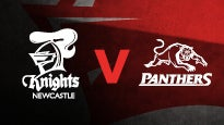 Newcastle Knights v Penrith Panthers