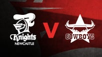 Newcastle Knights v North Queensland Cowboys