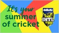 Gillette T20 Intl - Australia v Pakistan