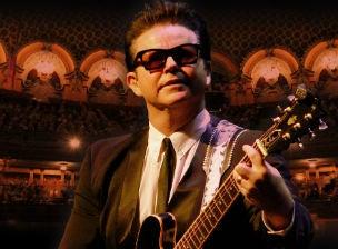 "Roy Orbison ""Reborn"" Starring Dean Bourne"
