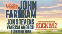 Live In The Vines: John Farnham
