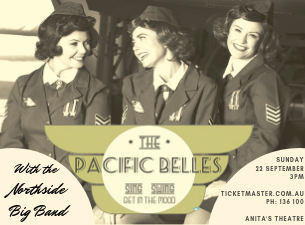 The Pacific Belles with the Northside Big Band