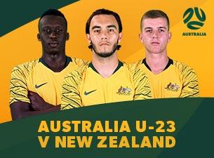 Australia U-23 v New Zealand U-23