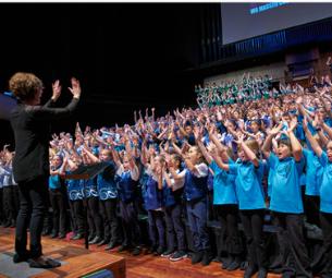 WA Massed Choir Festival 2019