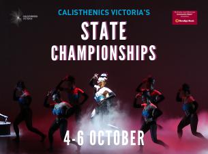 Calisthenics Victoria State Championships - Inters