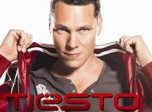 Tiesto Tickets