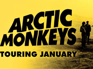 Arctic Monkeys Tickets