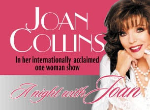 Joan Collins Tickets