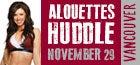 2014 Alouettes Huddle