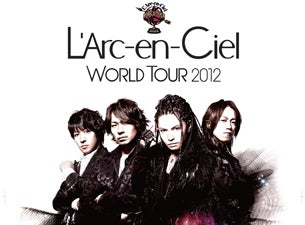 L'arc-En-Ciel Tickets