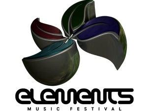 Elements Music FestivalTickets