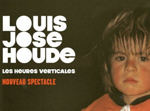 Louis-Jose Houde Tickets