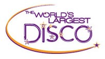 Worlds Largest Disco Tickets