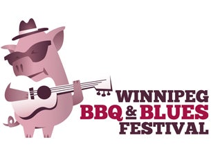 Winnipeg BBQ and Blues Festival Tickets