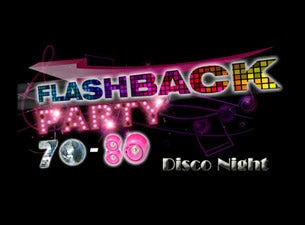 Flashback Party 70-80 Disco NightTickets