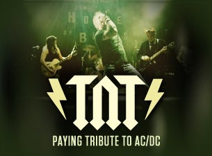 TNT (Ac/DC Tribute) Tickets