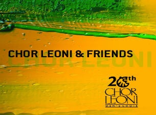 Chor Leoni Men's Choir Tickets