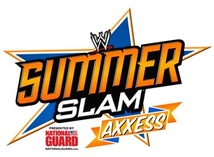 SummerSlam Axxess Tickets