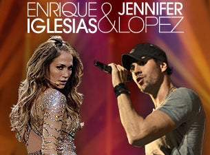 Enrique Iglesias & Jennifer Lopez Tickets