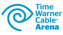 Logo for Time Warner Cable Arena