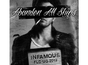 Abandon All Ships Tickets