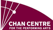 Logo for Chan Centre For The Performing Arts