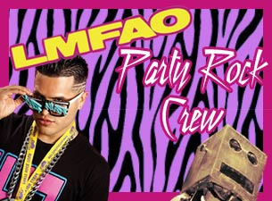 Lmfao's Party Rock CrewTickets