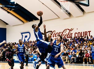 Ryerson University Rams Men's Basketball Tickets