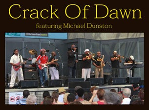 Crack of Dawn Tickets