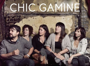 Chic Gamine Tickets
