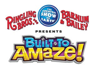 Ringling Bros. and Barnum & Bailey: Built To Amaze Tickets