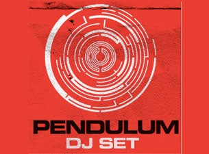 Pendulum Tickets