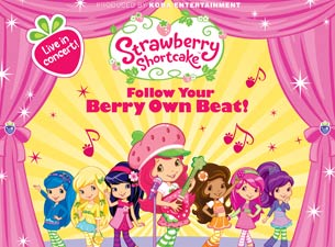 Strawberry Shortcake Tickets