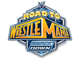 WWE SMACKDOWN Road to Wrestlemania Tickets