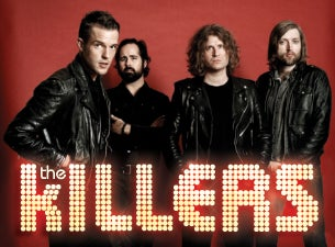 The Killers Tickets