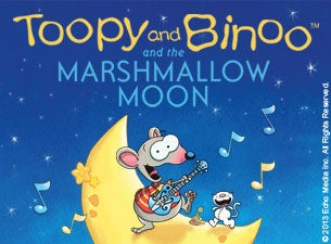 Toopy and Binoo Tickets