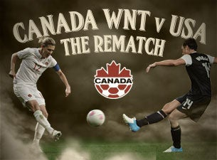 Canada's Women's National Football Team Tickets
