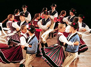 Hungarian State Folk Ensemble Tickets